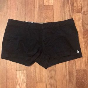 Volcom shorts size 5